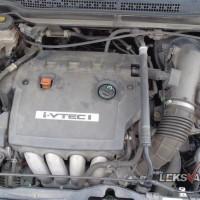 В полный разбор Honda Stream Absolute