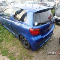 В полный разбор Toyota Vitz RS