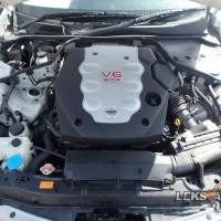 В полный разбор Nissan Skyline 350GT