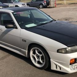 В полный разбор Nissan Skyline GTS25T Type M